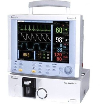 Datascope Passport 2 - Patient / Anesthesia Gas Monitor with